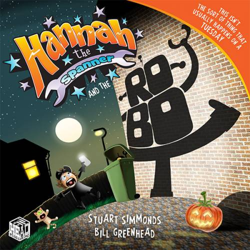 Hannah and the Robot - £7.99