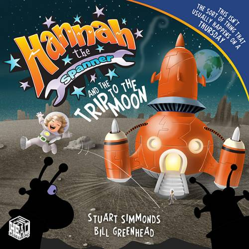 Hannah and the Trip to the Moon - £7.99